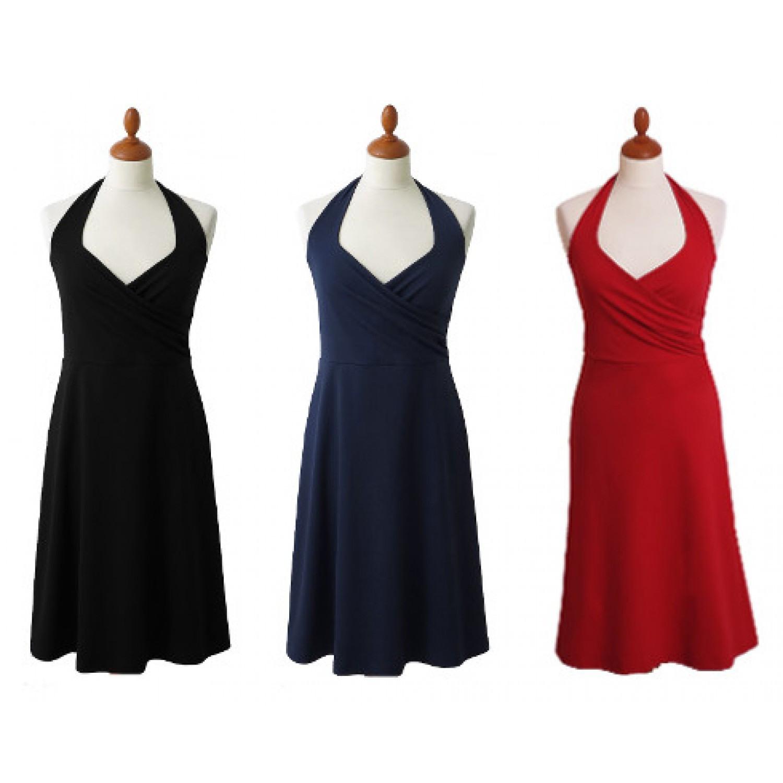 Designer Genial Neckholder Kleid BoutiqueDesigner Erstaunlich Neckholder Kleid Boutique