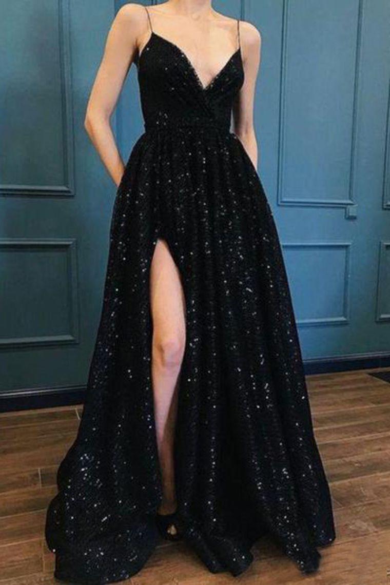 Genial Pailletten Abendkleid Lang StylishFormal Perfekt Pailletten Abendkleid Lang Spezialgebiet