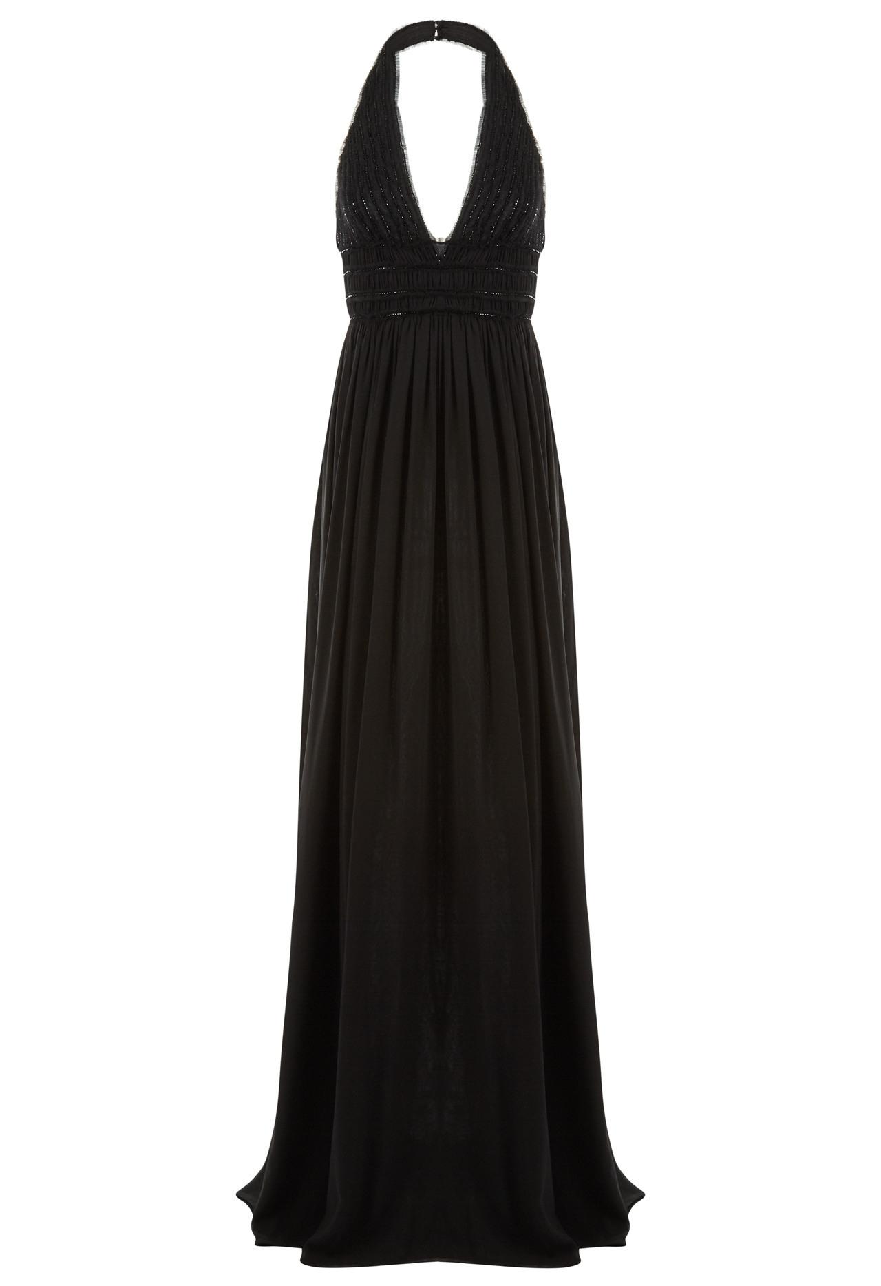 Erstaunlich Neckholder Kleid Bester PreisFormal Spektakulär Neckholder Kleid Design