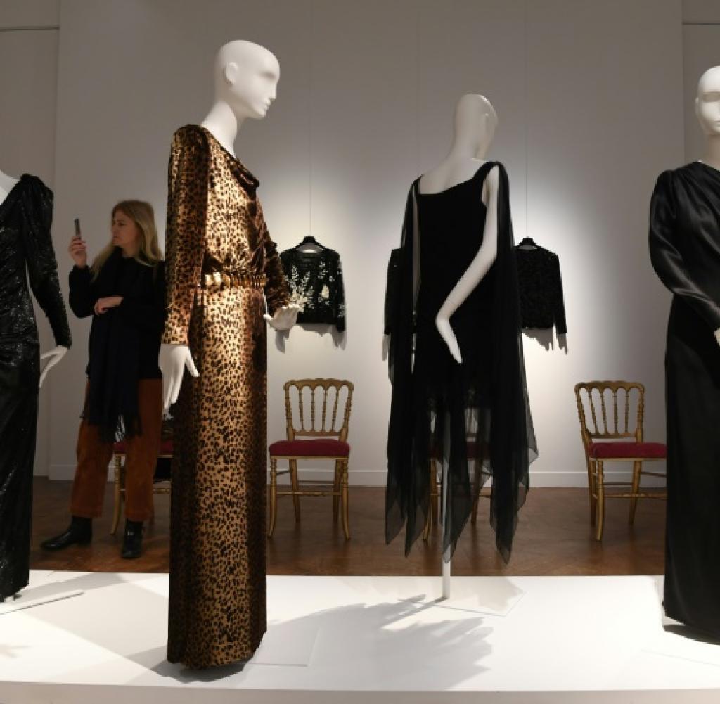 Genial Abendkleider Yves Saint Laurent Bester Preis20 Genial Abendkleider Yves Saint Laurent Ärmel
