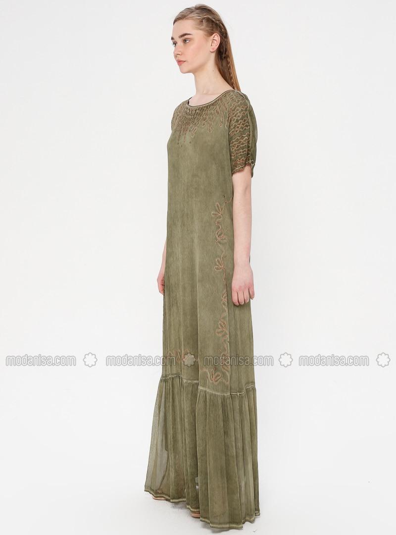 Formal Coolste Kleid Grün Vertrieb20 Schön Kleid Grün Design