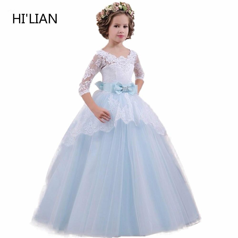 Perfekt Kinder Abendkleid Vertrieb Luxus Kinder Abendkleid Boutique