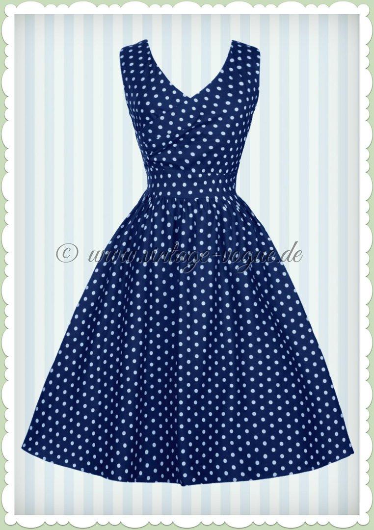 Formal Einfach Kleid Blau Gepunktet VertriebFormal Coolste Kleid Blau Gepunktet Boutique
