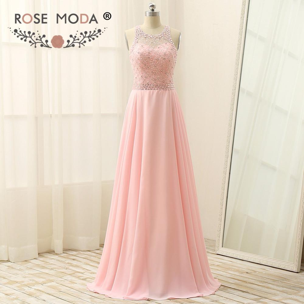 13 Genial Abend Kleid Rose Design Schön Abend Kleid Rose für 2019