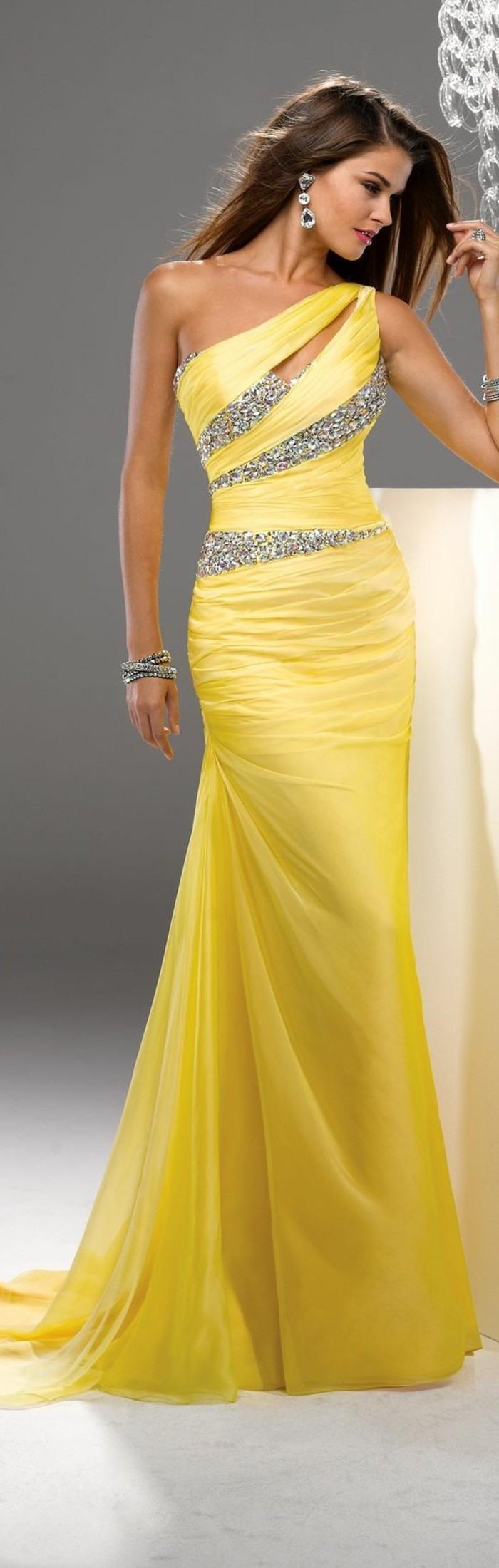 Abend Erstaunlich Abend Kleider In Gelb für 201915 Leicht Abend Kleider In Gelb Boutique