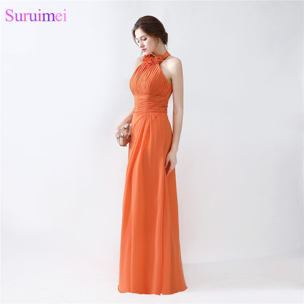 20 Wunderbar Abendkleid Orange VertriebFormal Perfekt Abendkleid Orange Ärmel