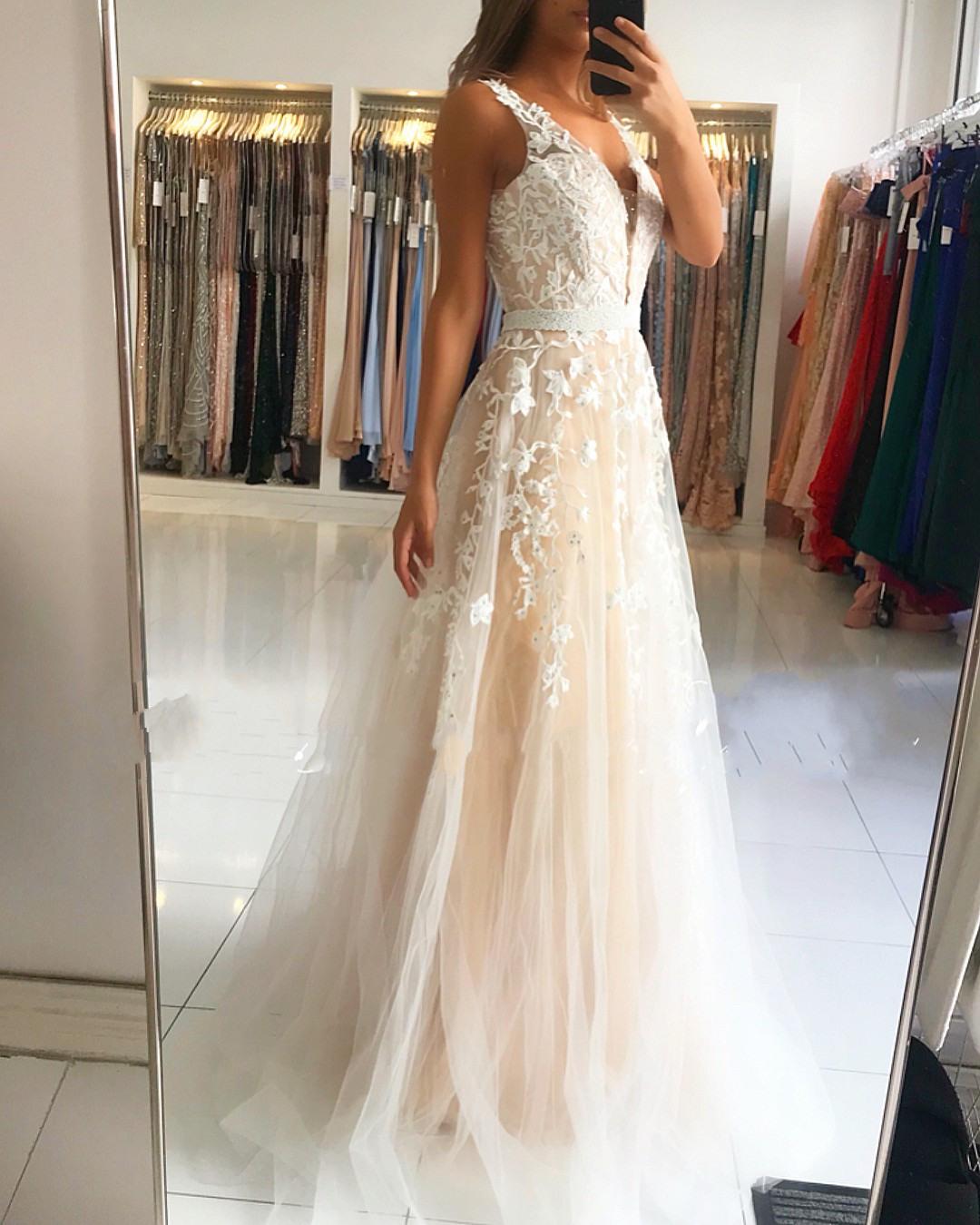 15 Genial Abendkleid Weiß Lang Spitze DesignFormal Perfekt Abendkleid Weiß Lang Spitze Bester Preis