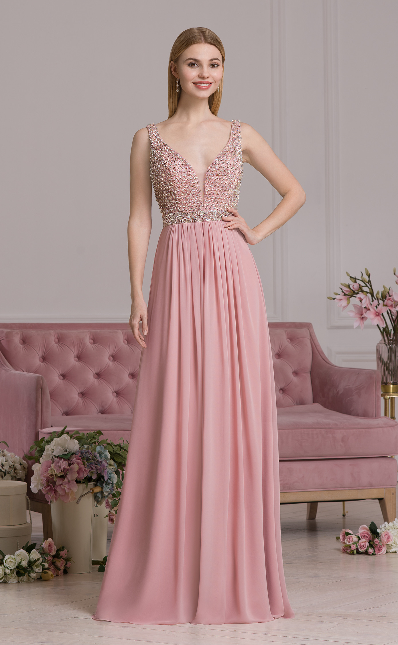 15 Elegant Abendkleider Altrosa für 201915 Top Abendkleider Altrosa Stylish