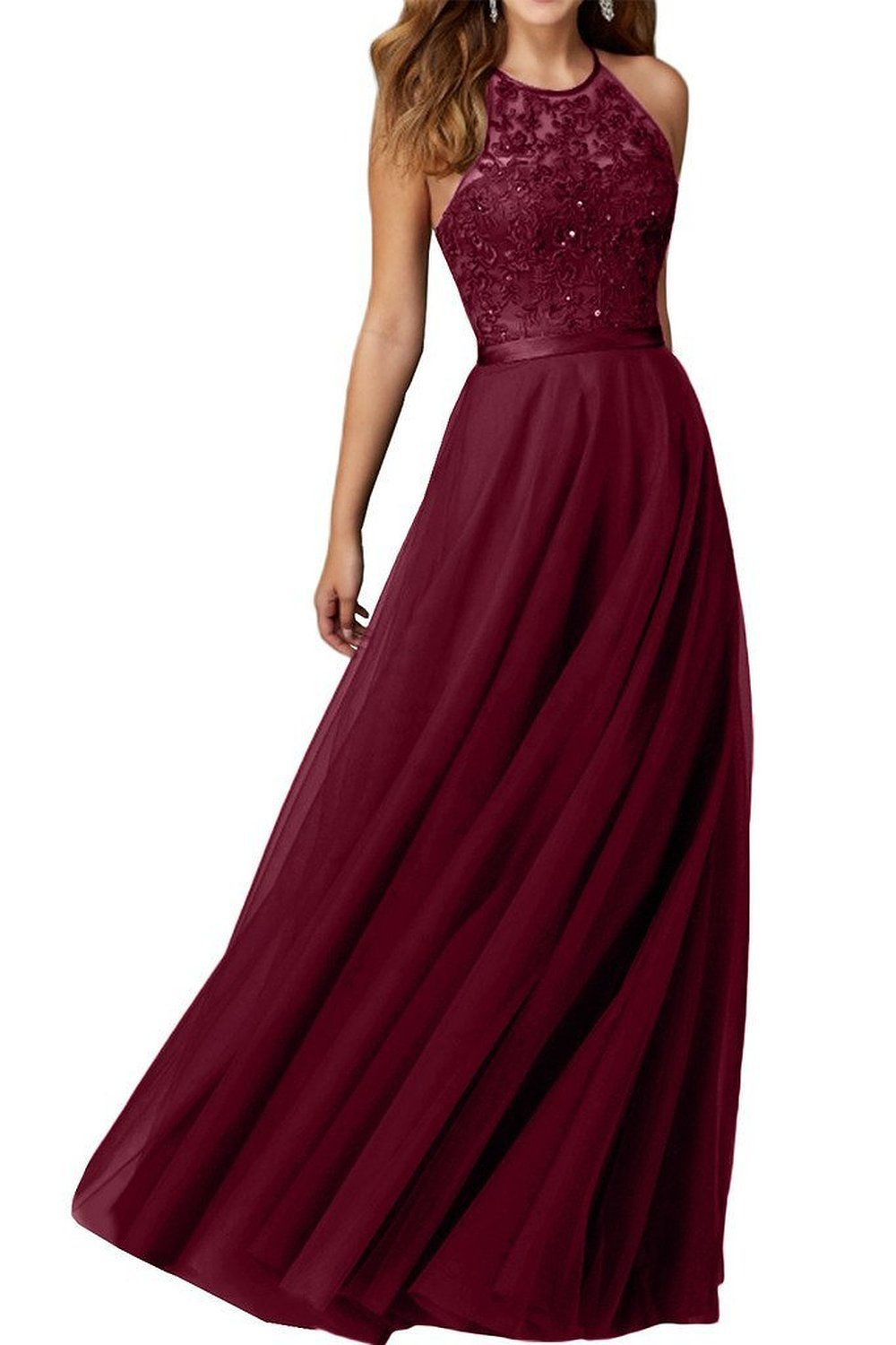 Coolste Weinrotes Abendkleid Lang Boutique Fantastisch Weinrotes Abendkleid Lang Design