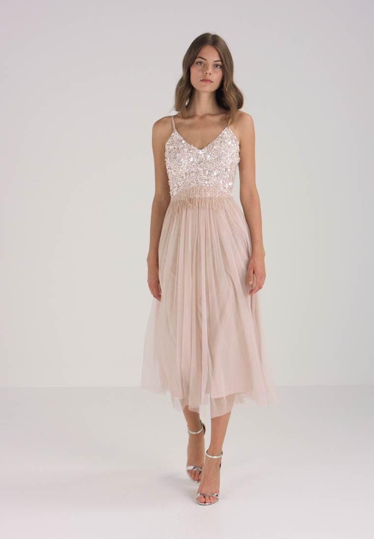 Formal Fantastisch Abendkleid Midi Design15 Großartig Abendkleid Midi Boutique