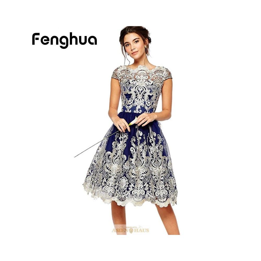 Abend Spektakulär Spitzenkleid Abendkleid Stylish20 Coolste Spitzenkleid Abendkleid Ärmel