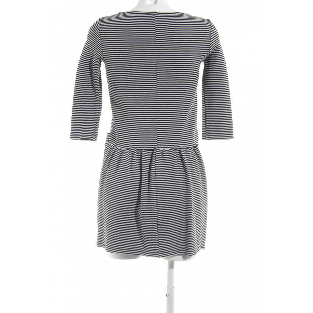 Einfach Sommerkleid Schwarz Weiß Galerie Top Sommerkleid Schwarz Weiß Design