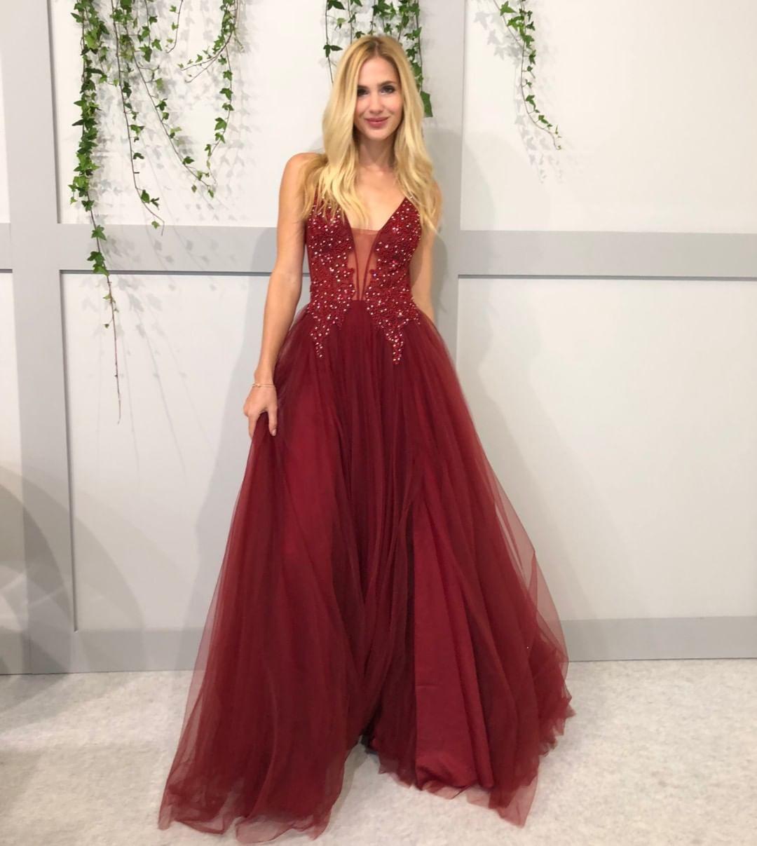 20 Schön Abend Kleider In Rot StylishAbend Genial Abend Kleider In Rot für 2019