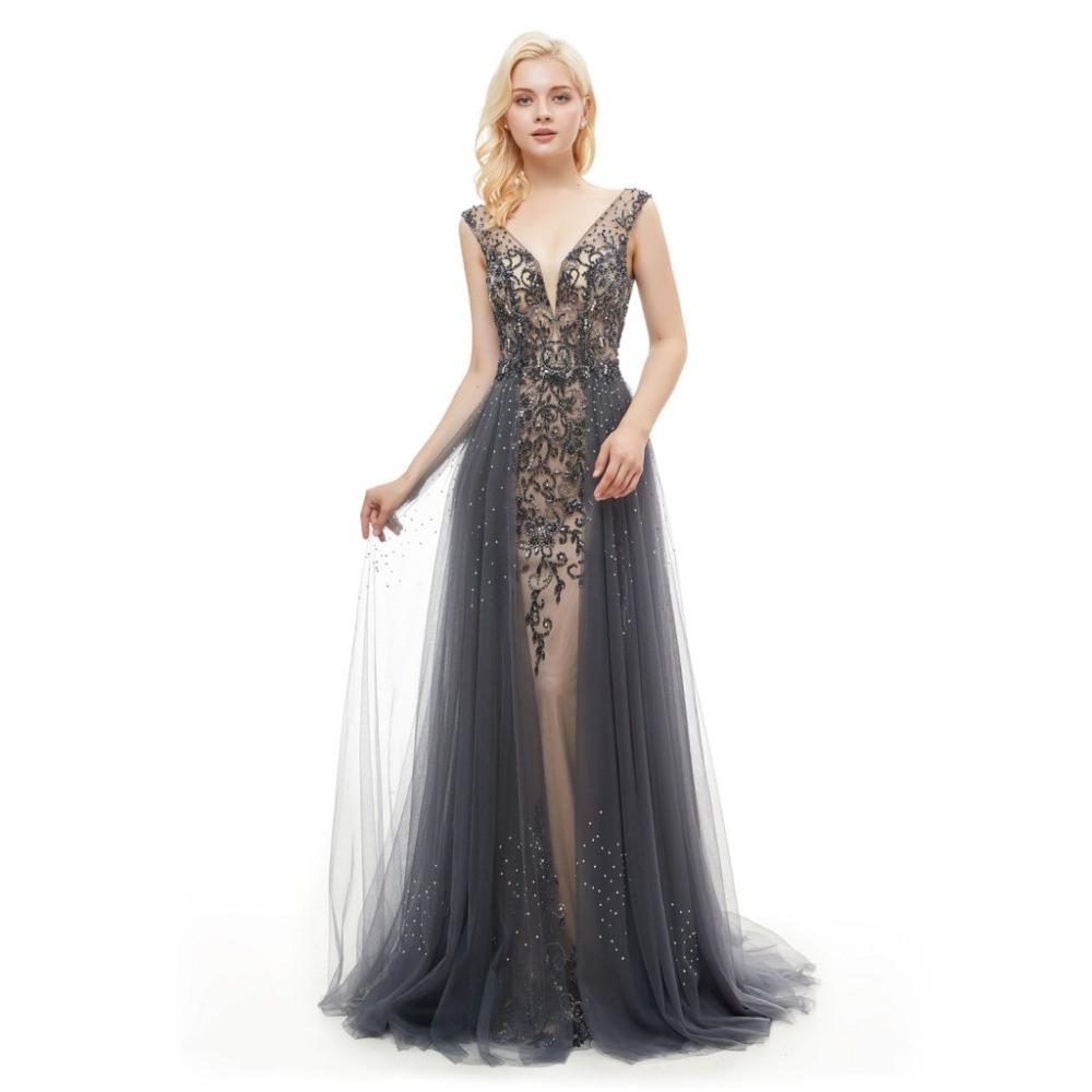 10 Coolste Abendkleid Tiefer Ausschnitt Stylish - Abendkleid