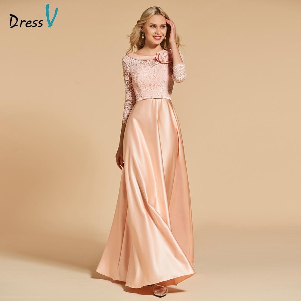 Luxus Rosa Kleid Mit Ärmeln Bester PreisFormal Ausgezeichnet Rosa Kleid Mit Ärmeln Galerie