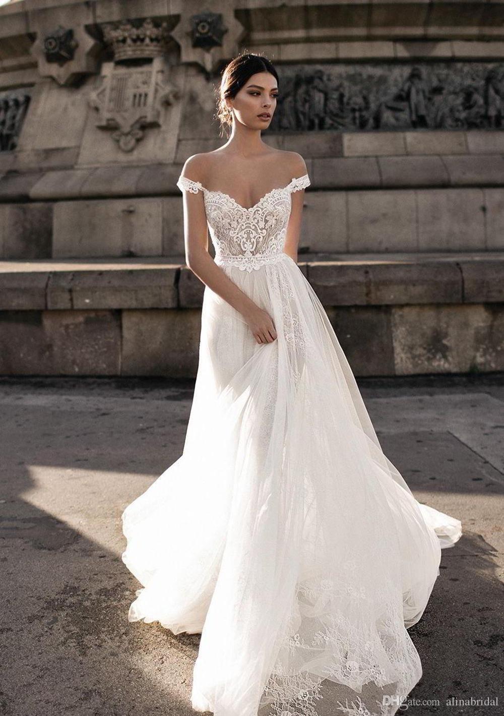 10 Cool Elegante Brautkleider für 2019Designer Schön Elegante Brautkleider Ärmel