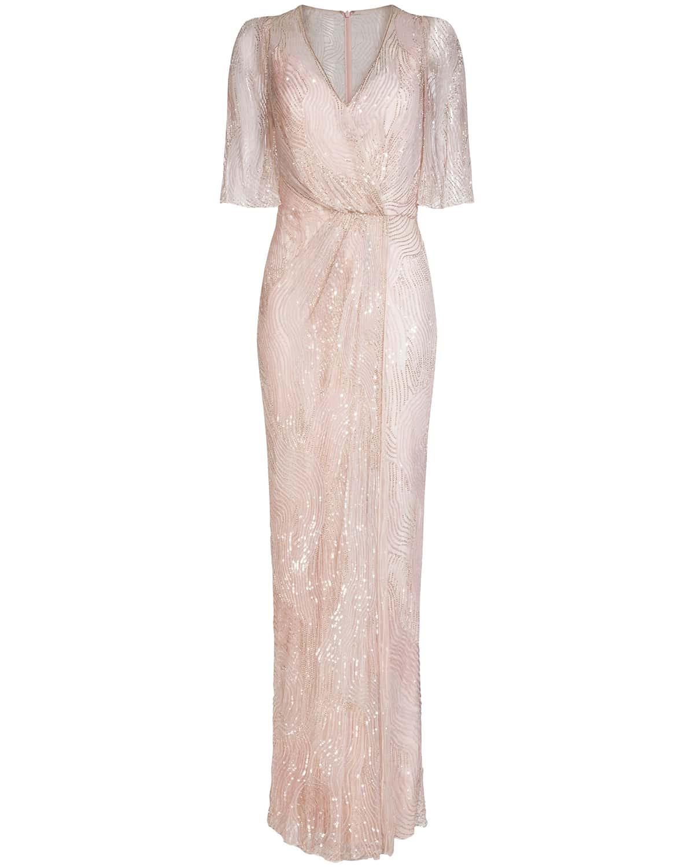 Schön Jenny Packham Abendkleid Bester PreisFormal Genial Jenny Packham Abendkleid Design