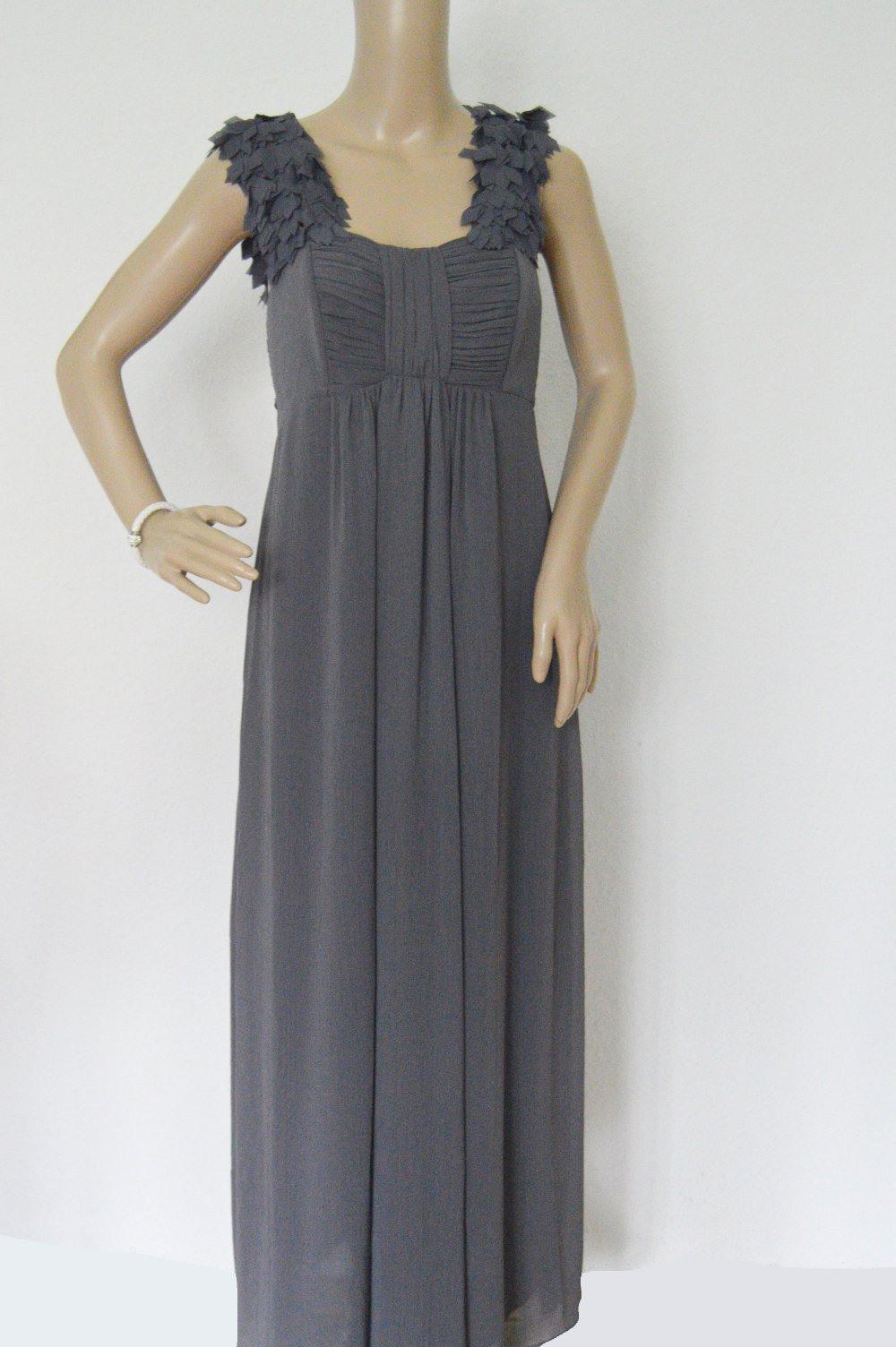 Formal Coolste Abendkleid Grau Lang ÄrmelAbend Erstaunlich Abendkleid Grau Lang Bester Preis