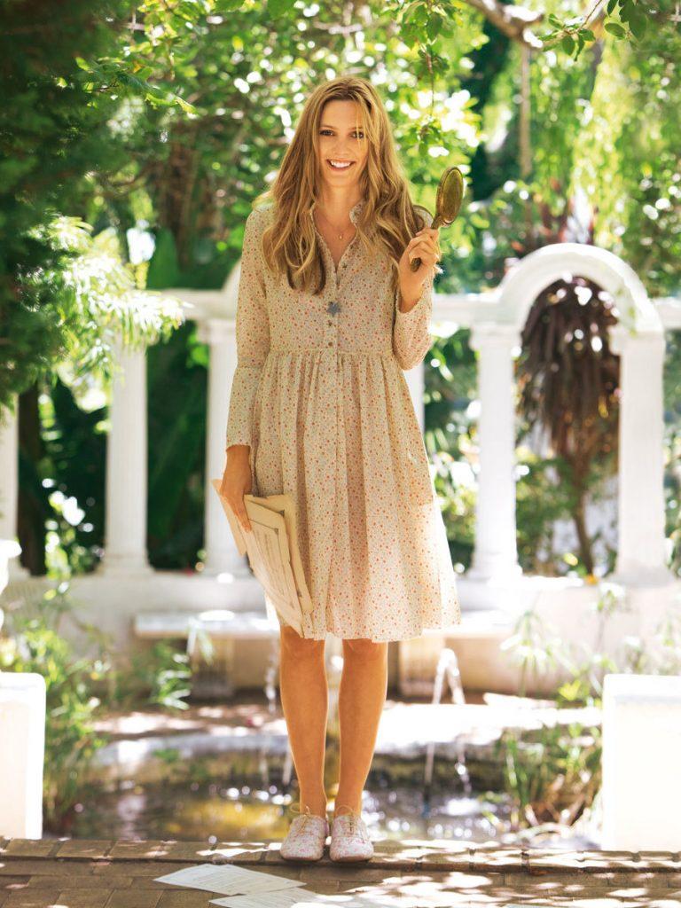 20 elegant blümchenkleid damen design  abendkleid