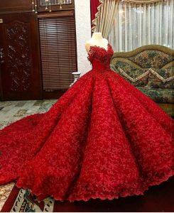 Formal Schön Henna Abend Kleid Rot für 2019Formal Perfekt Henna Abend Kleid Rot Stylish