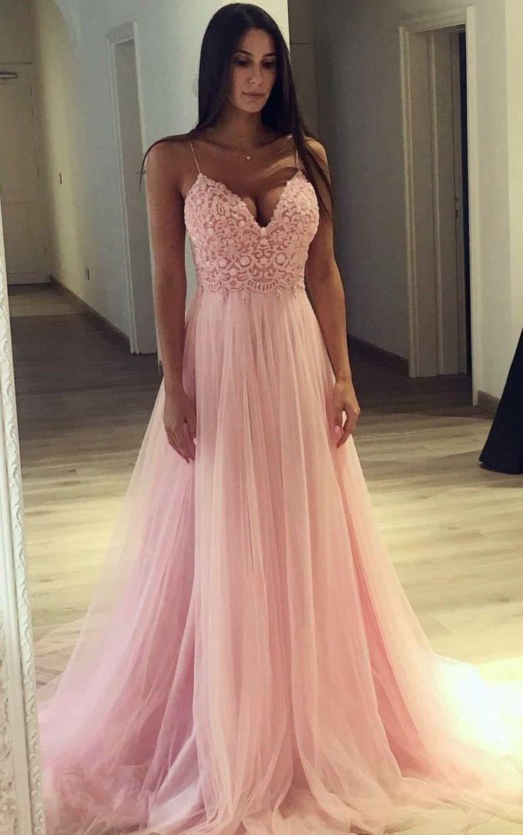 17 Fantastisch Rosa Abendkleid Ärmel10 Leicht Rosa Abendkleid Boutique