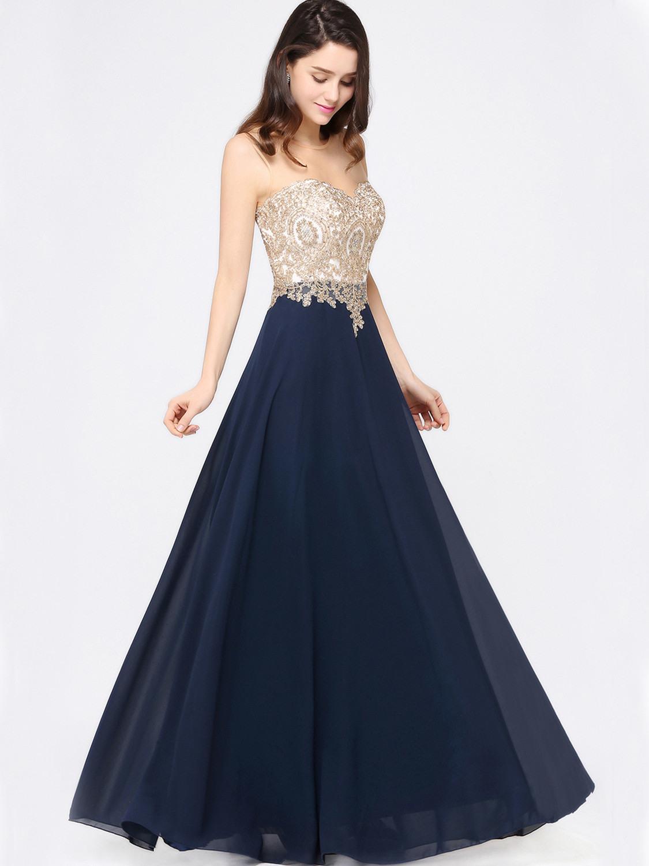 Designer Ausgezeichnet Abendkleid Blau Lang Design20 Top Abendkleid Blau Lang Stylish