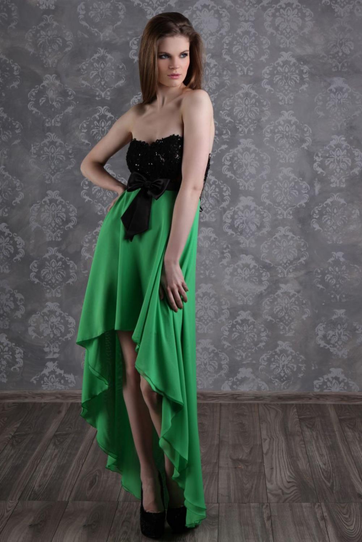 Luxus Abendkleider Kurz Und Lang Galerie20 Spektakulär Abendkleider Kurz Und Lang Stylish