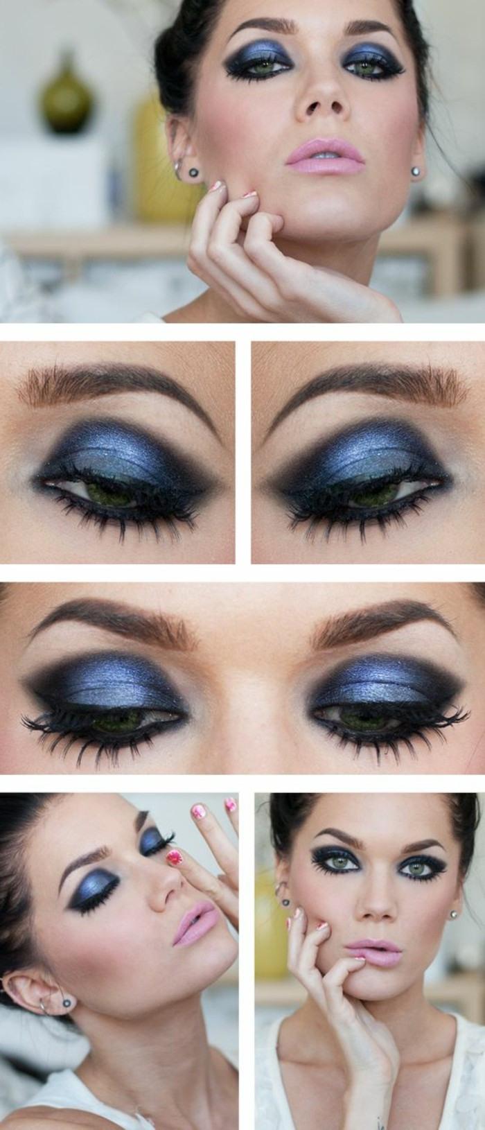 15 Leicht Abend Make-Up Zu Dunkelblauem Kleid SpezialgebietAbend Luxus Abend Make-Up Zu Dunkelblauem Kleid Vertrieb