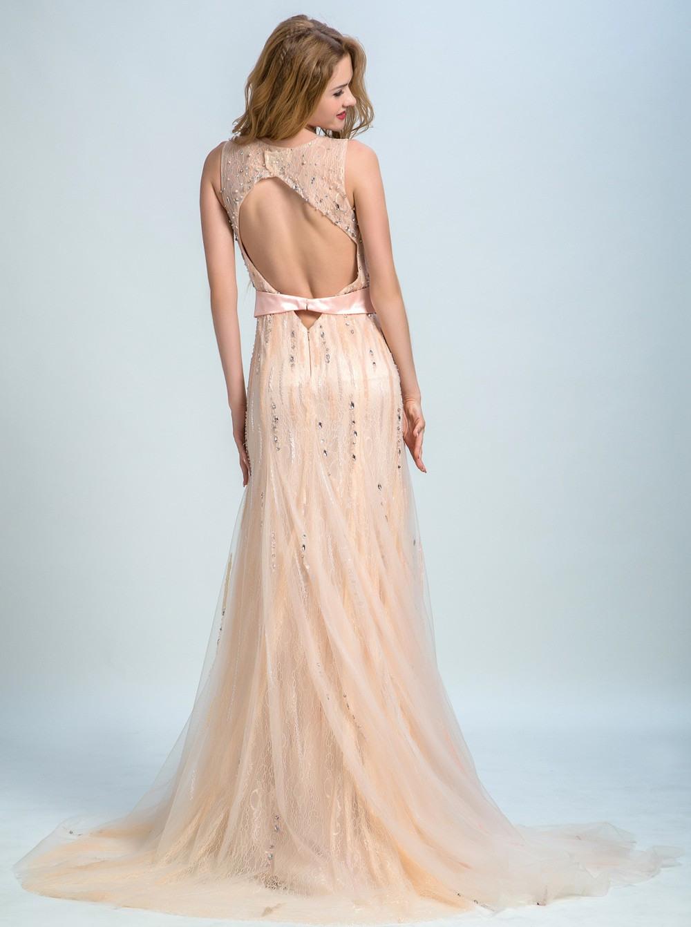 9 Top Abendkleid Champagner Lang Galerie - Abendkleid
