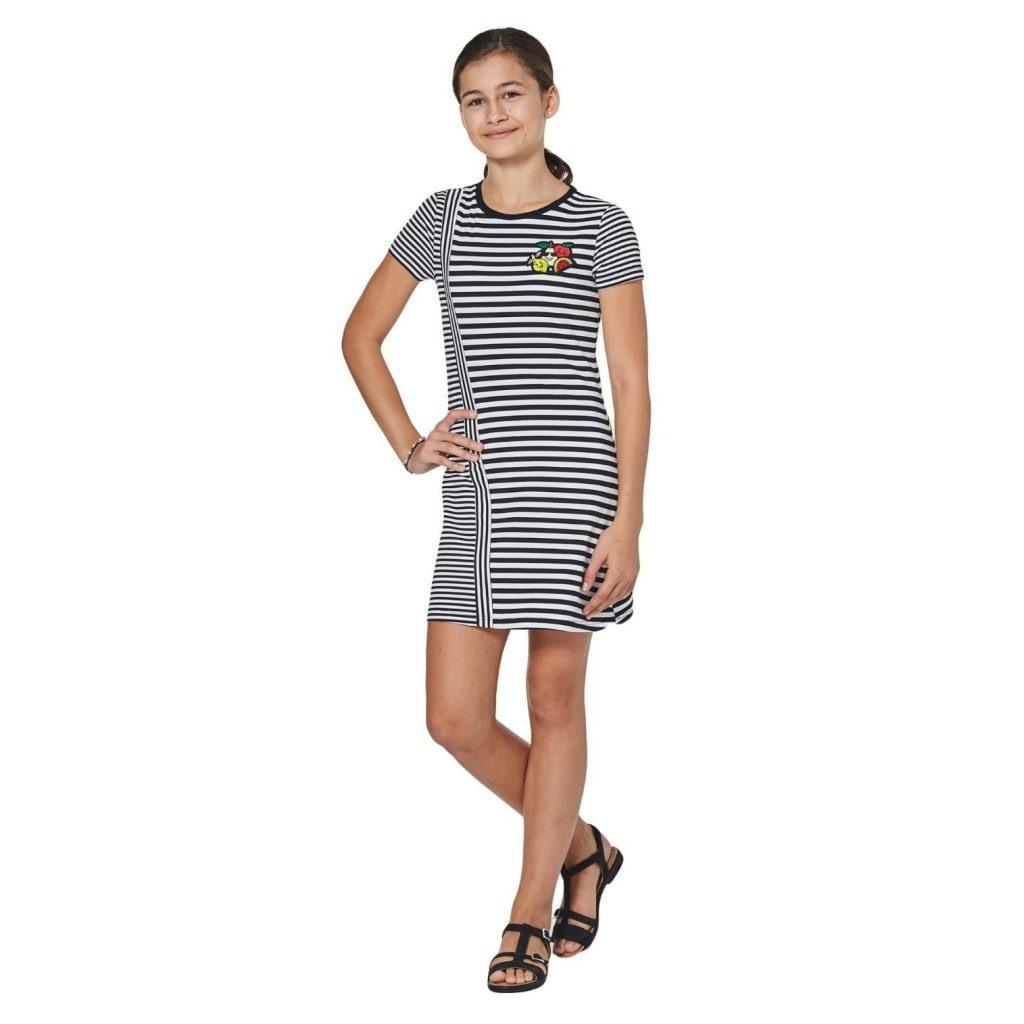 15 Einzigartig Kleid Gestreift Stylish Kreativ Kleid Gestreift Design