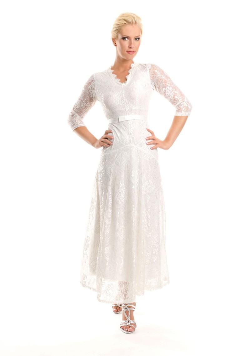 20 Erstaunlich Abendkleid Weiß Spitze VertriebDesigner Fantastisch Abendkleid Weiß Spitze Spezialgebiet