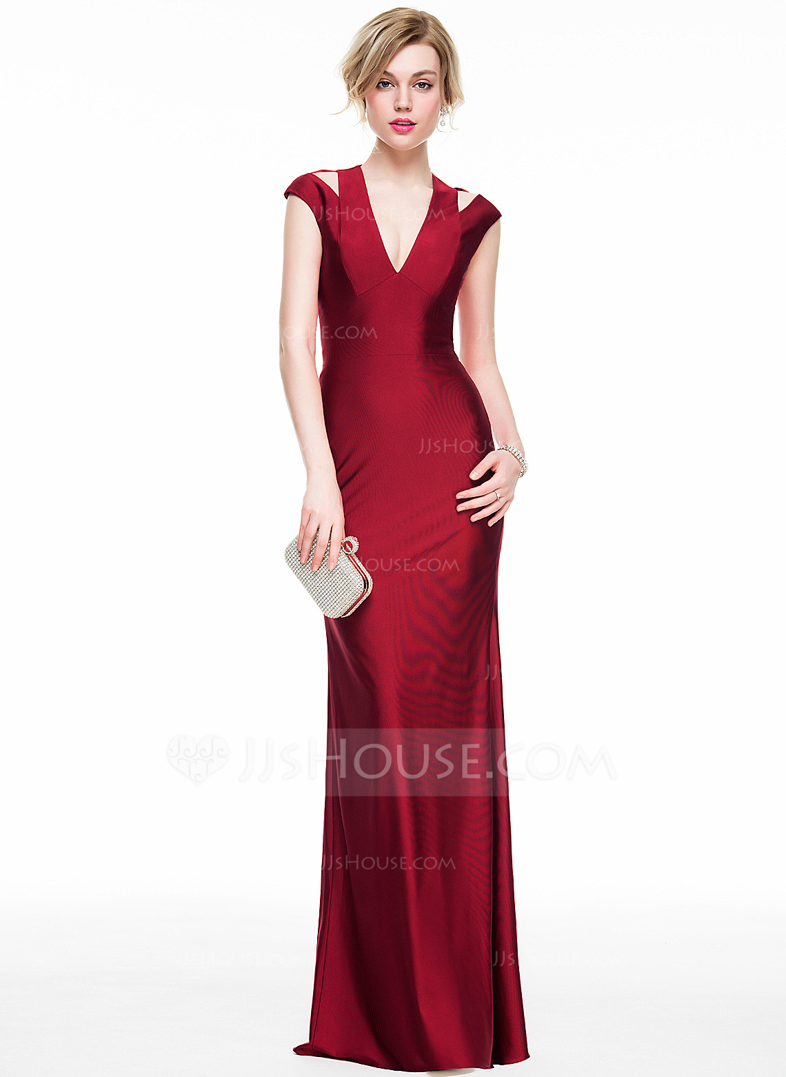 Elegant Abendkleid Bodenlang BoutiqueFormal Top Abendkleid Bodenlang Boutique