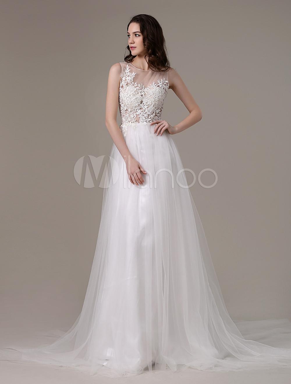 Formal Fantastisch Langes Abendkleid Weiß für 201913 Schön Langes Abendkleid Weiß Galerie