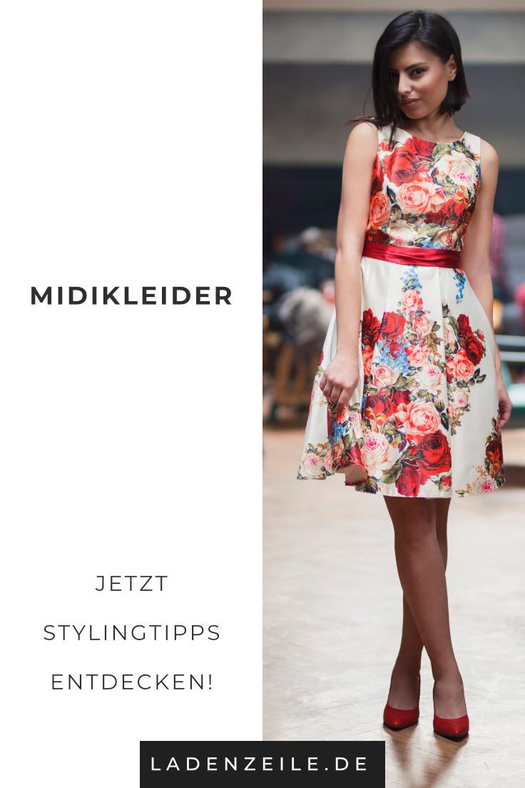 20 Wunderbar Midikleider Sommer Design10 Genial Midikleider Sommer Galerie