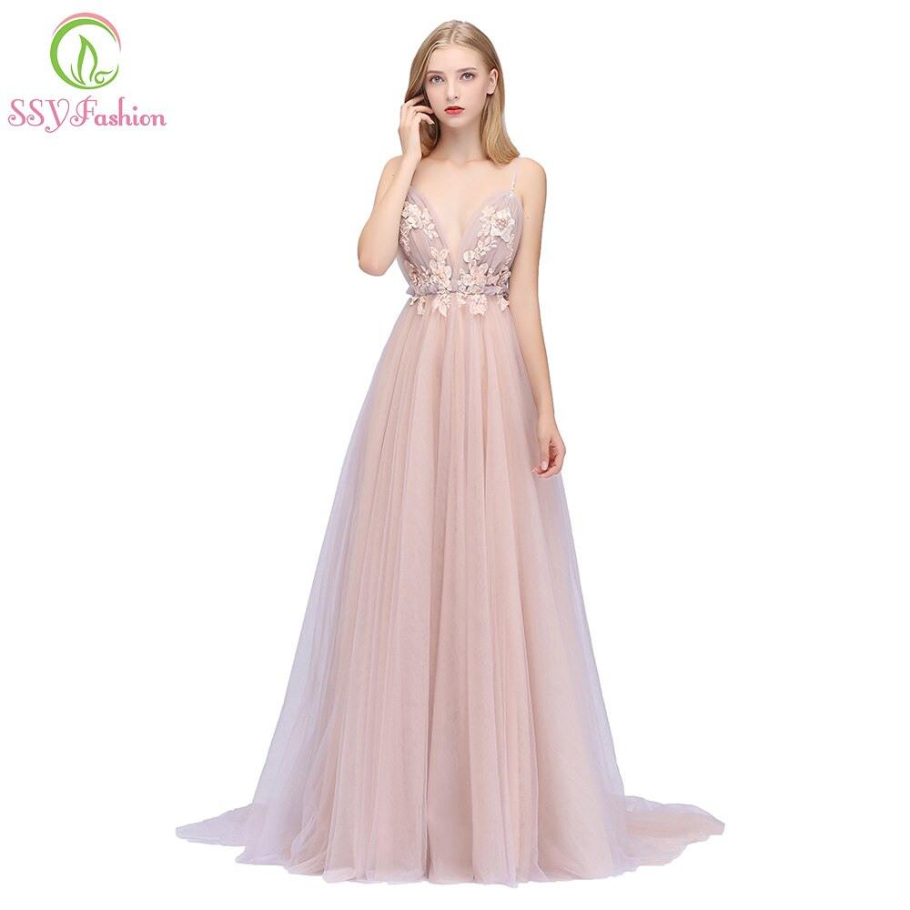 17 Schön Rosa Abendkleid Stylish17 Einzigartig Rosa Abendkleid Design