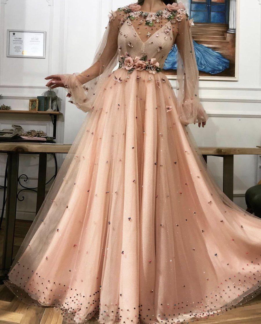 20 Erstaunlich Rosa Kleid Langarm Stylish17 Genial Rosa Kleid Langarm Boutique