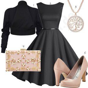 Einzigartig Rosa Schwarzes Kleid Boutique20 Elegant Rosa Schwarzes Kleid für 2019