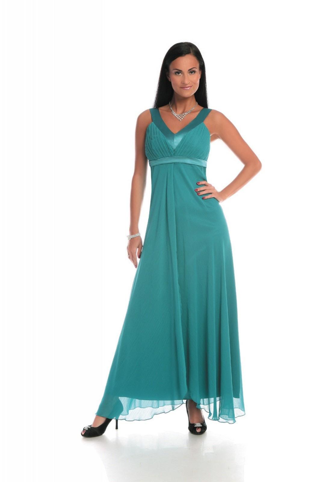 Formal Schön Türkises Langes Kleid Ärmel13 Cool Türkises Langes Kleid Bester Preis