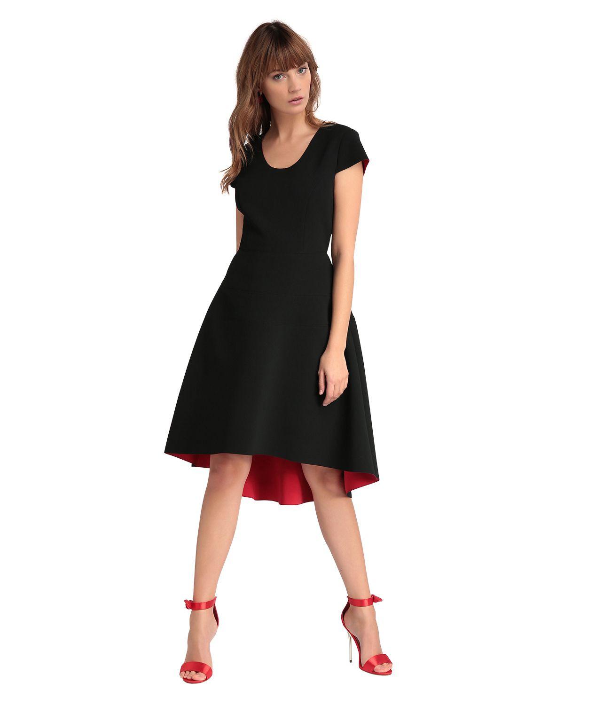 13 Großartig Abend Kleid Midi Ärmel Schön Abend Kleid Midi Spezialgebiet