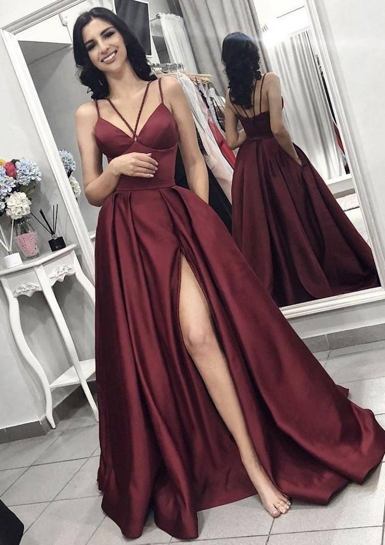 20 Großartig A Linie Abendkleid für 2019Abend Schön A Linie Abendkleid Design