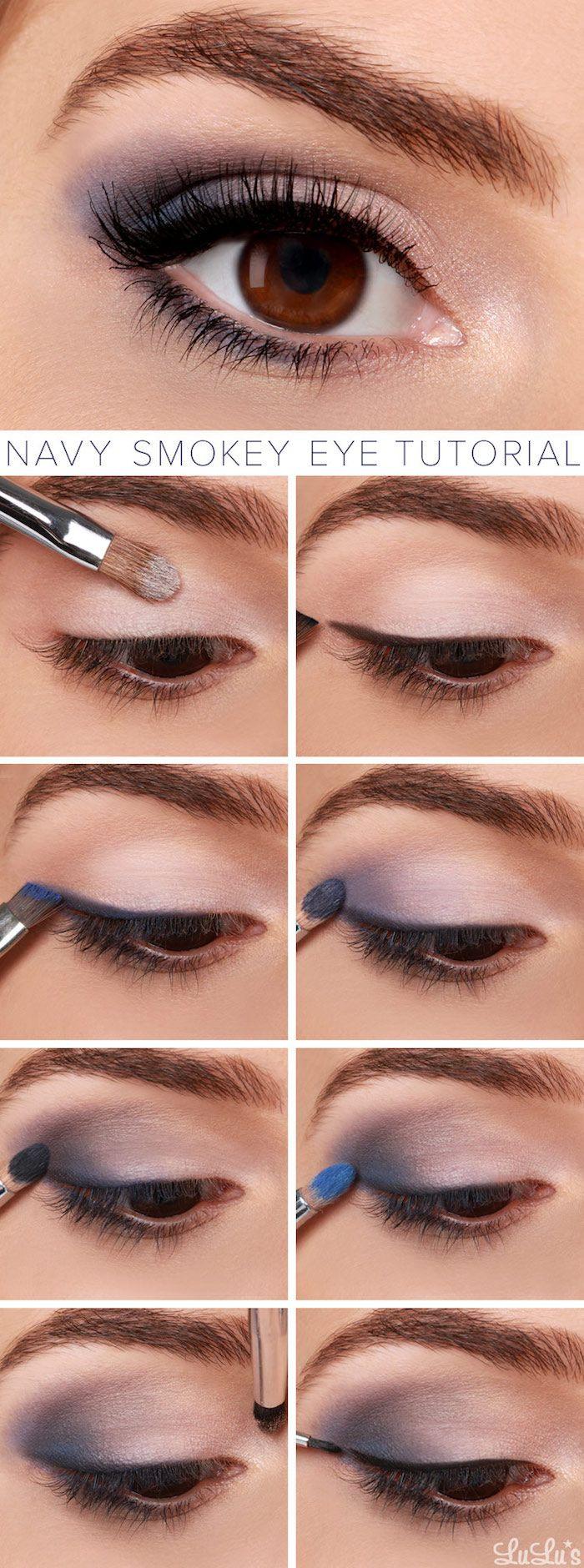 Großartig Abend Make Up Blaues Kleid VertriebDesigner Wunderbar Abend Make Up Blaues Kleid Boutique