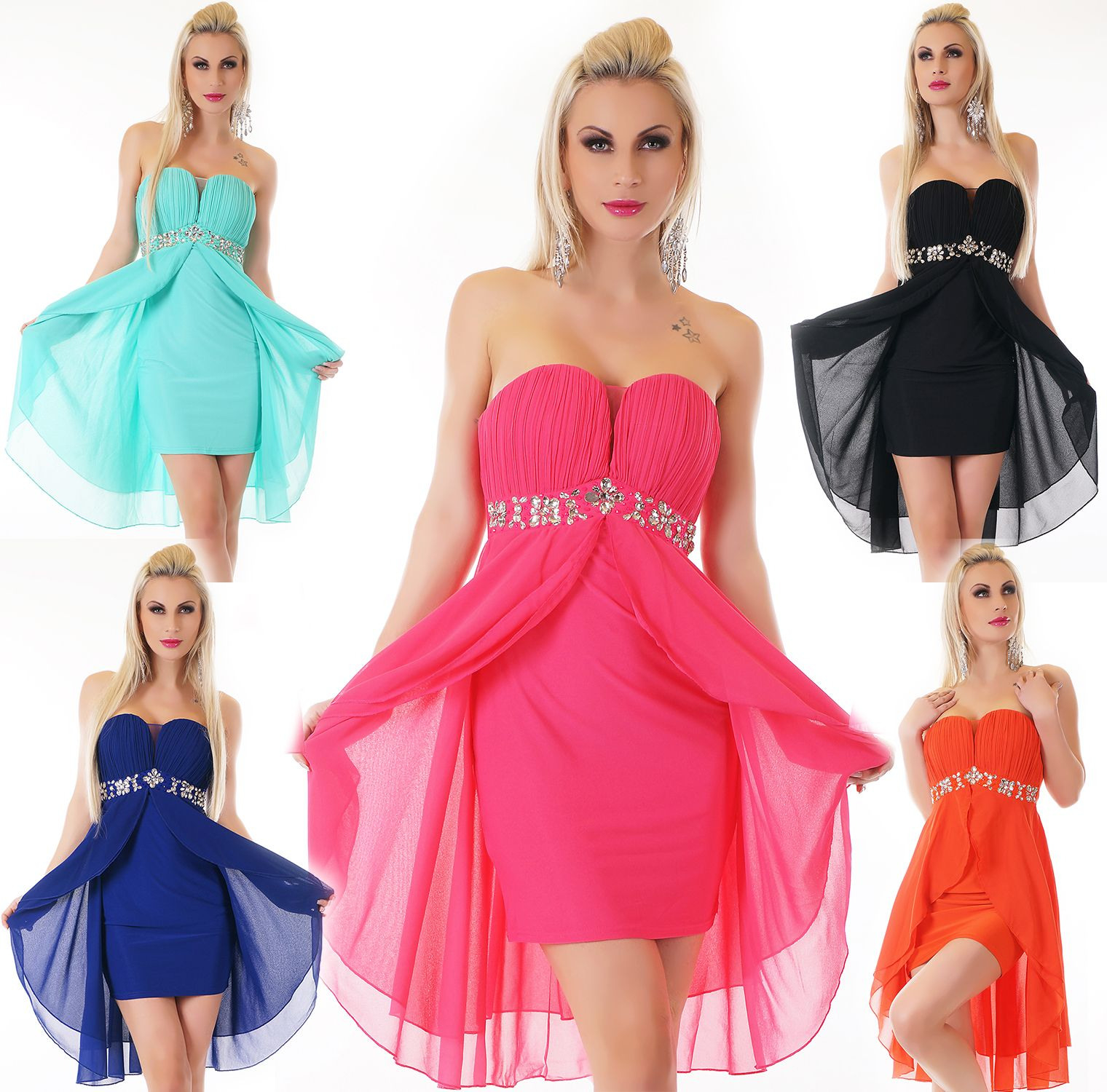Designer Großartig Abend-Vokuhila-Kleid Vertrieb17 Cool Abend-Vokuhila-Kleid Ärmel