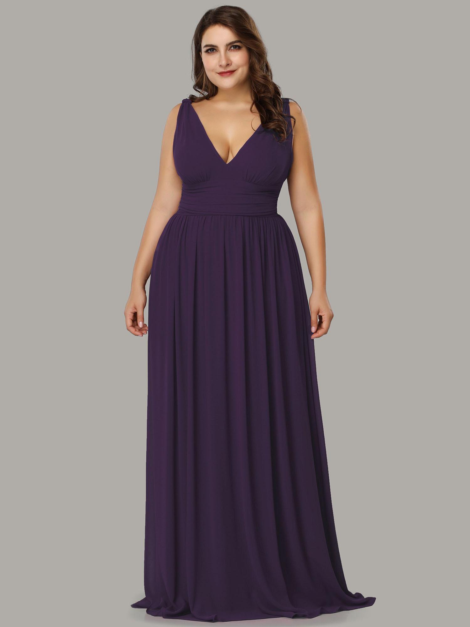 Abend Erstaunlich Abendkleid Curvy Galerie - Abendkleid