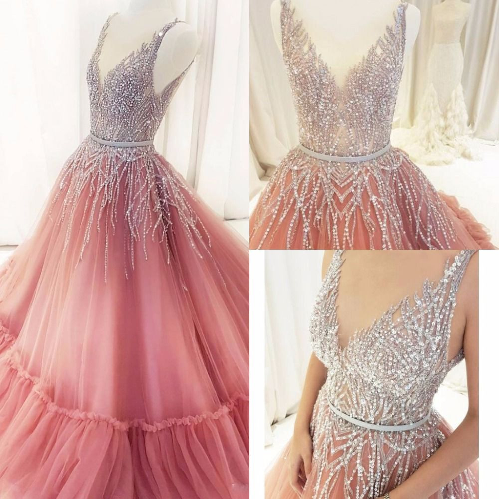 13 Wunderbar Abendkleid Perlen Ärmel20 Fantastisch Abendkleid Perlen für 2019