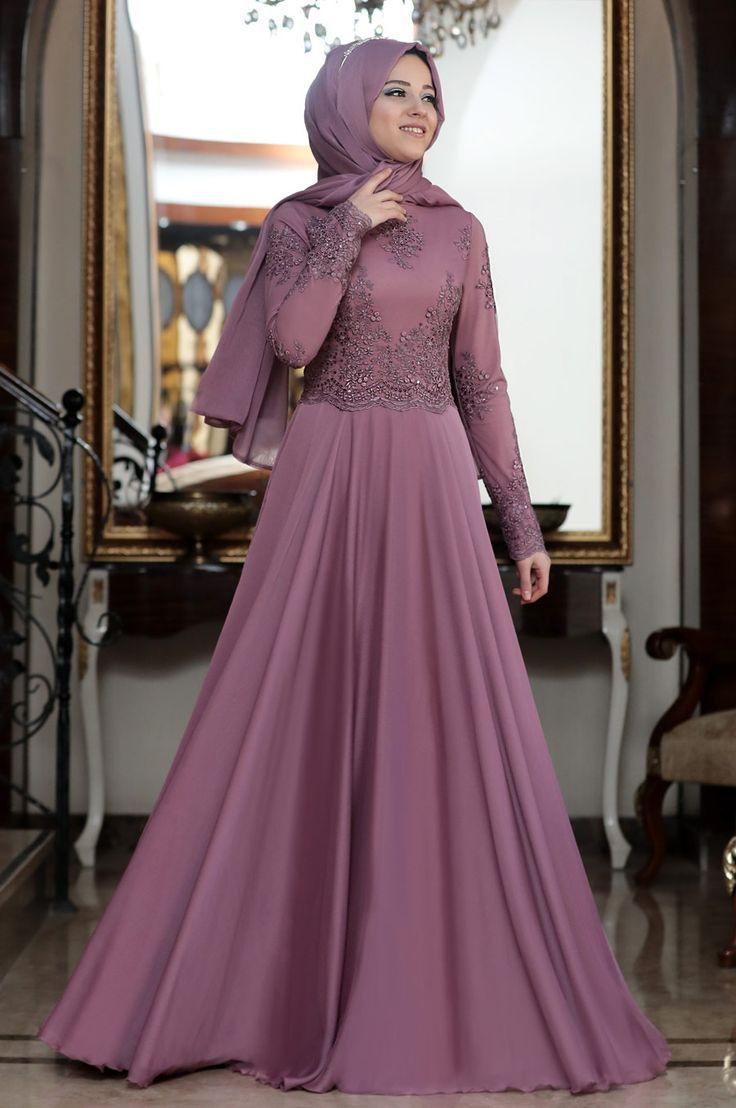 17 Schön Hijab Abendkleid für 2019 Cool Hijab Abendkleid Bester Preis