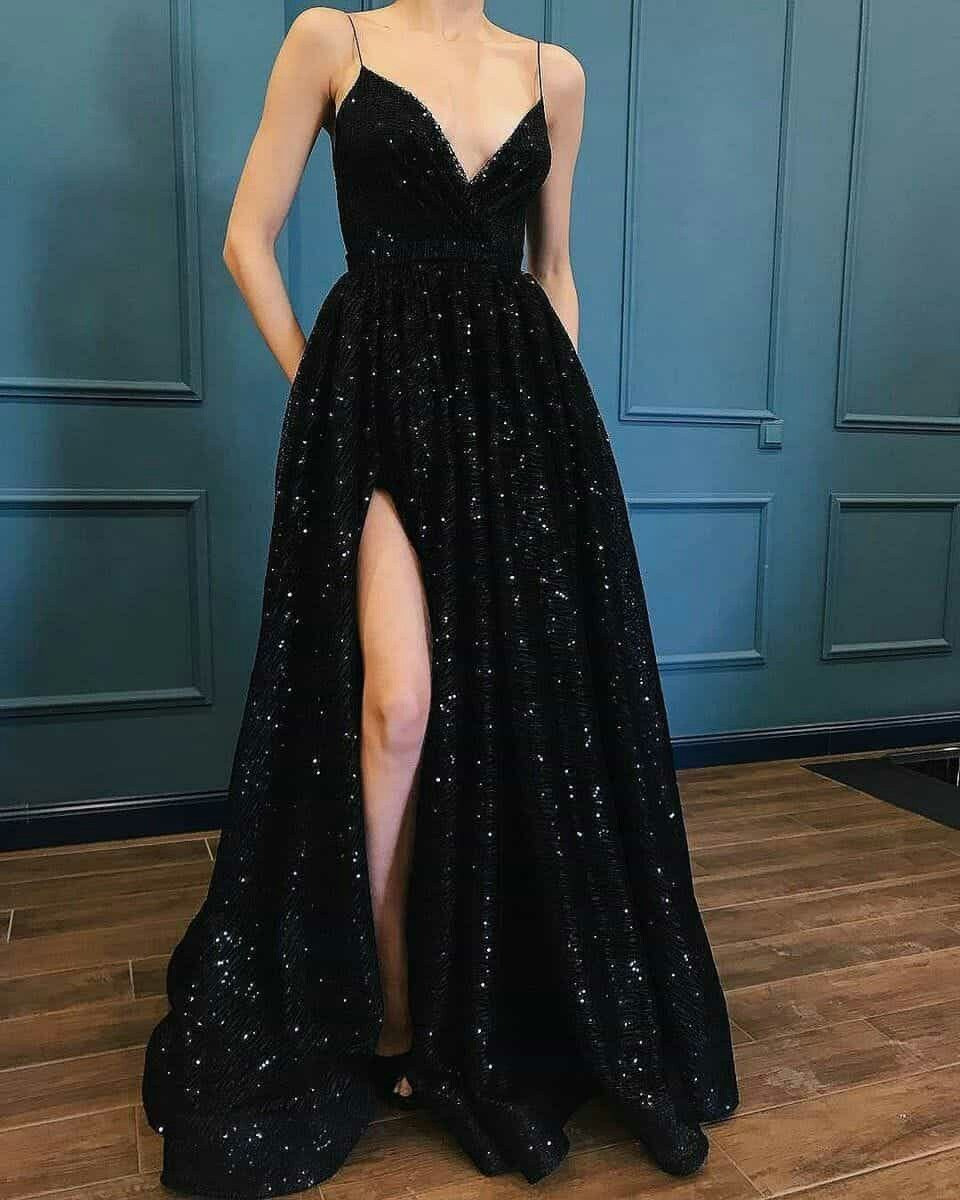 Formal Perfekt Abend Party Kleider Ärmel15 Luxus Abend Party Kleider für 2019