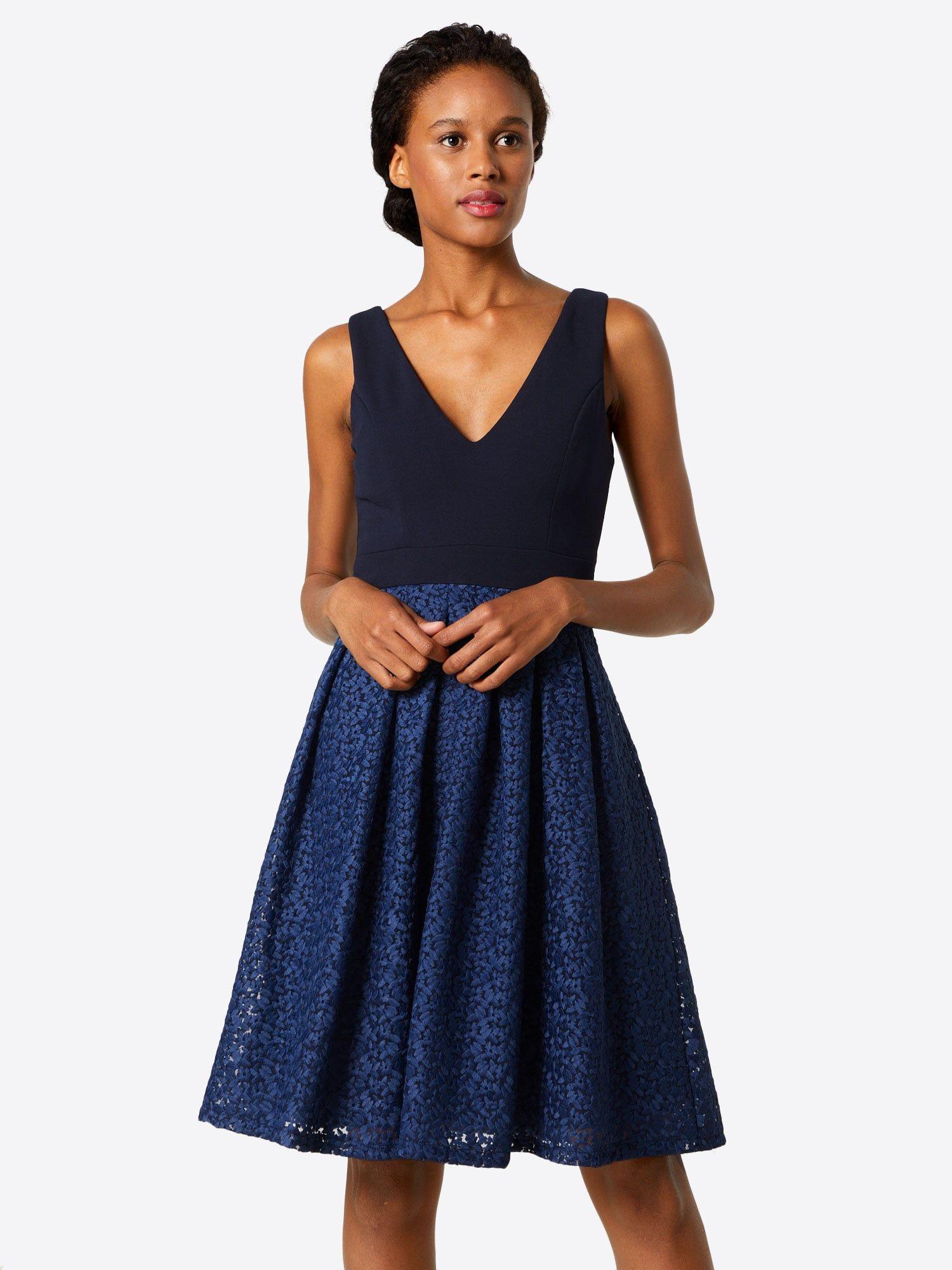 Abend Coolste Kleid Nachtblau SpezialgebietDesigner Erstaunlich Kleid Nachtblau Stylish