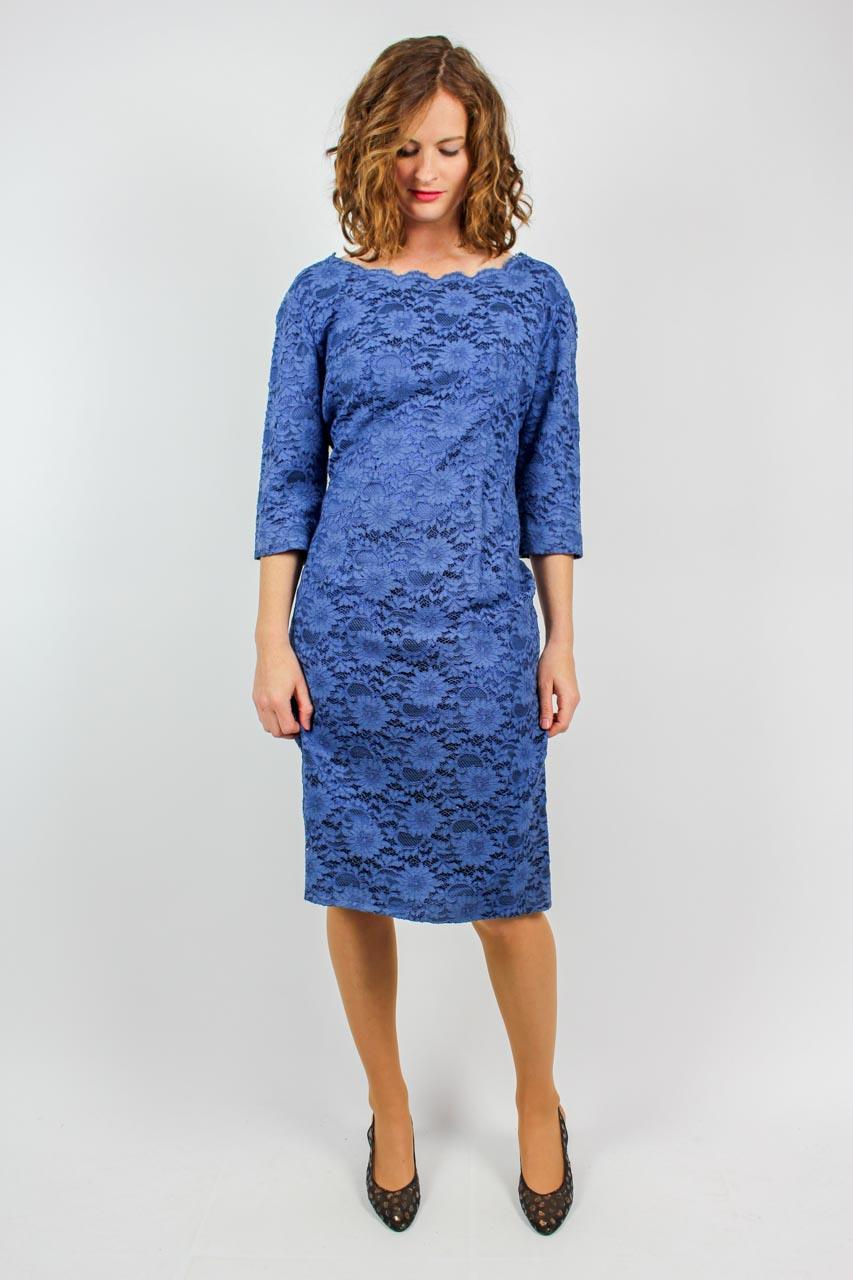 Designer Cool Spitzenkleid Blau Vertrieb10 Schön Spitzenkleid Blau Stylish