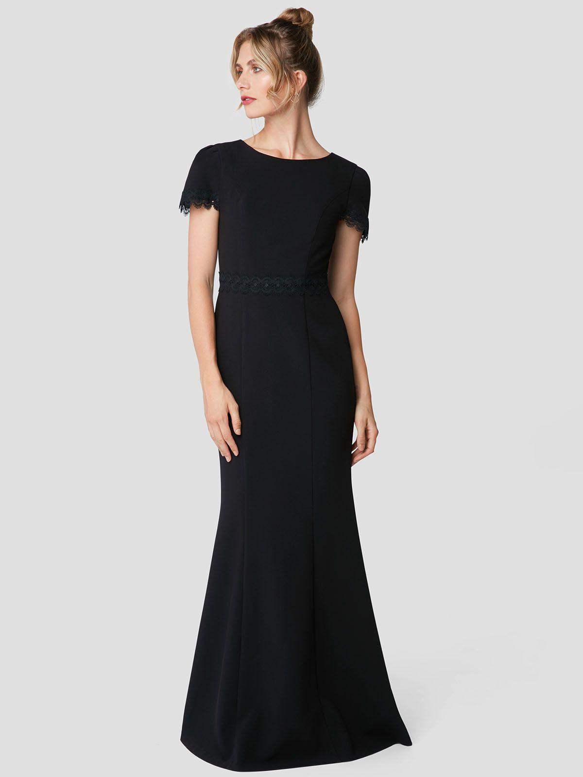 Einzigartig Abendkleid Schwarz Schlicht Stylish15 Ausgezeichnet Abendkleid Schwarz Schlicht Spezialgebiet