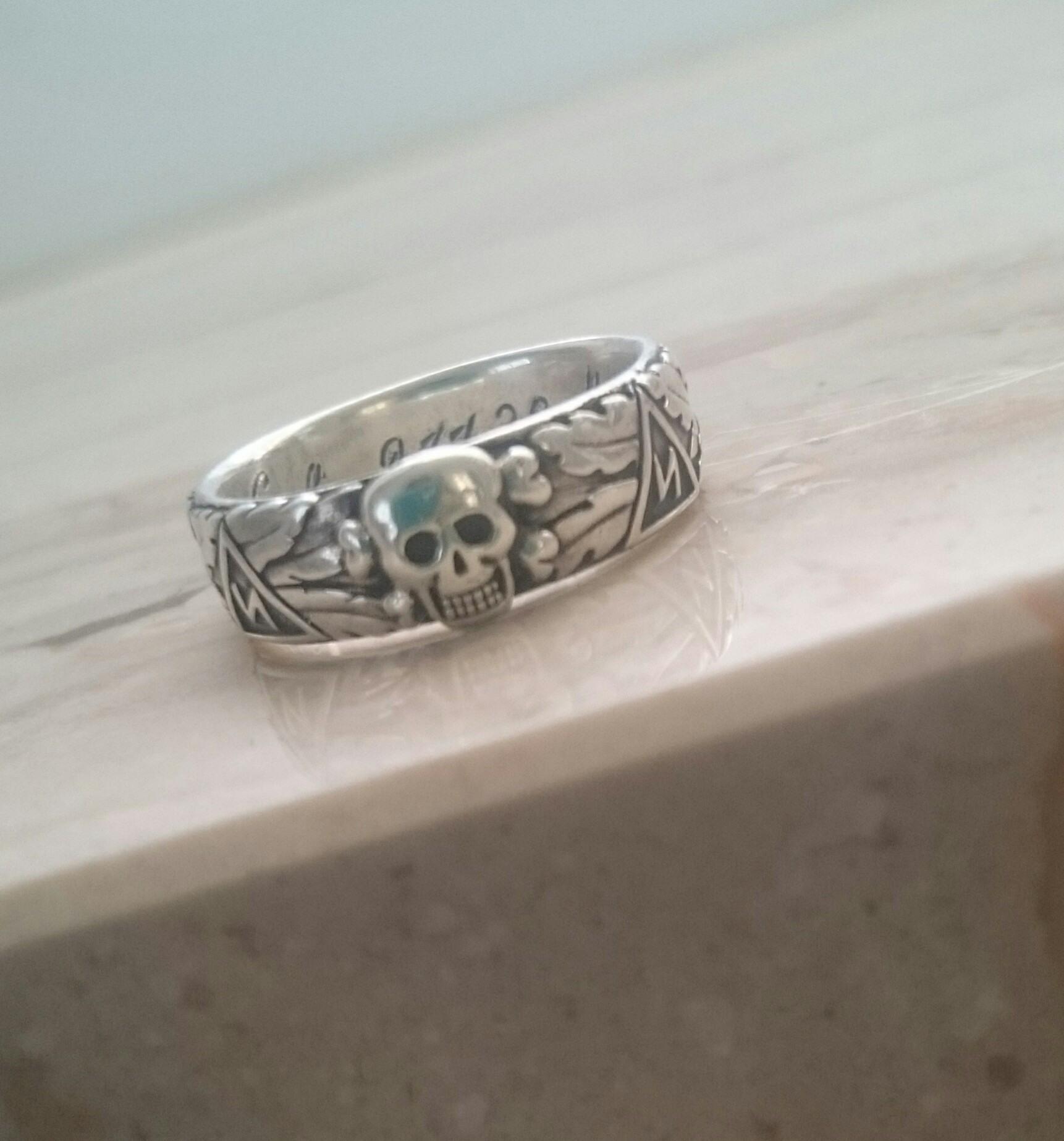 Der Beste Ring Den Es Zu Kaufen Gibt! - Ss Honor Ring Repro